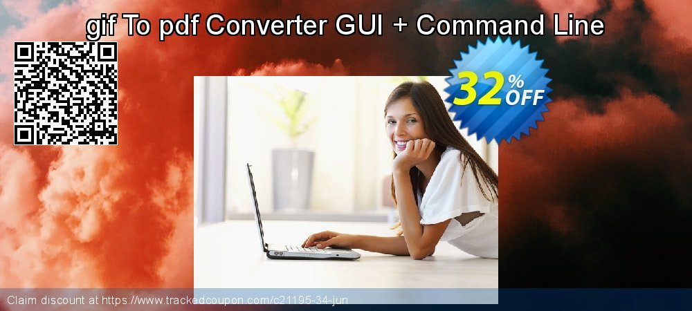 gif To pdf Converter GUI + Command Line coupon on College Student deals offering discount