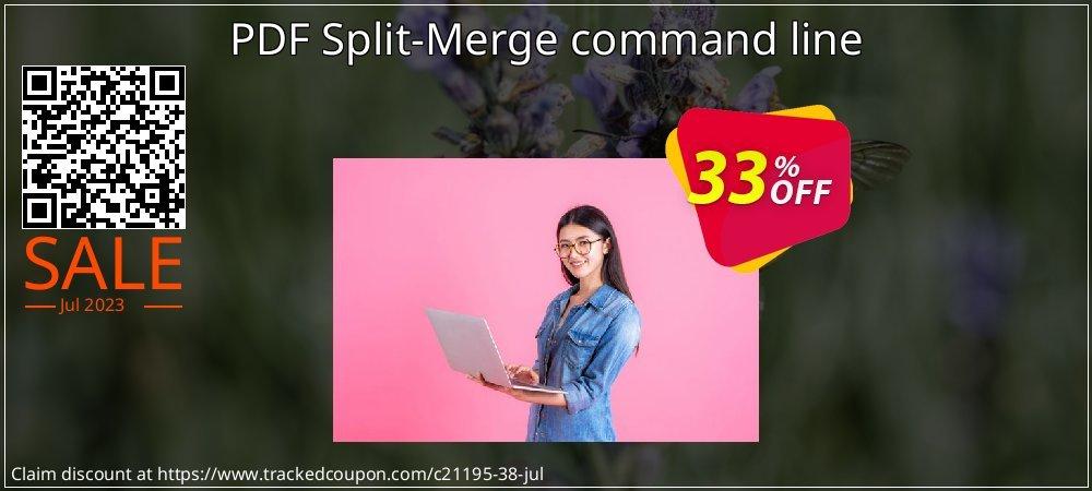 Get 30% OFF PDF Split-Merge command line promotions