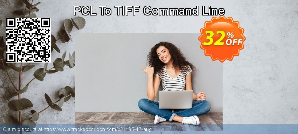 Get 30% OFF PCL To TIFF Command Line promo sales