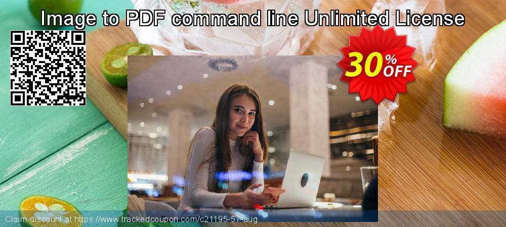Get 30% OFF Image to PDF command line Unlimited License discounts