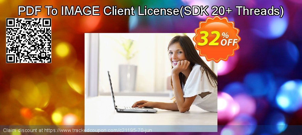 PDF To IMAGE Client License - SDK 20+ Threads  coupon on Back to School promo offering discount
