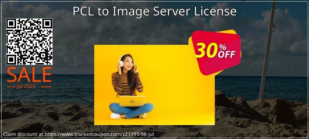 Get 30% OFF PCL to Image Server License offer