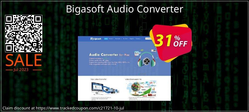 [30% OFF] Bigasoft Audio Converter Coupon on Exclusive Teacher discount  discount, September 2019