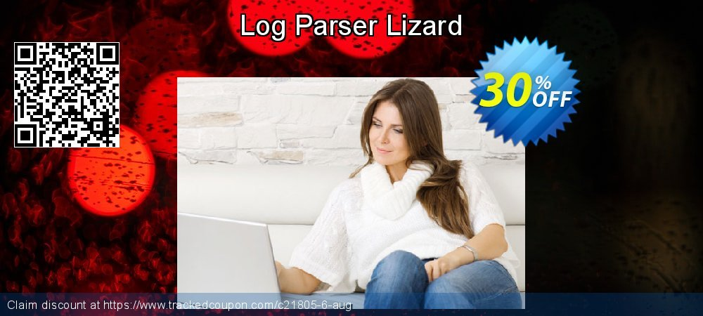 Log Parser Lizard coupon on New Year discount