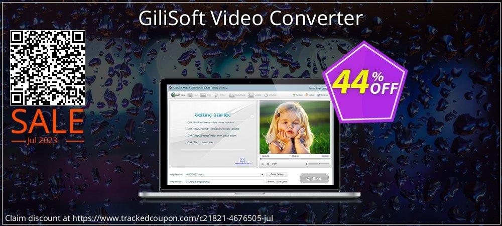 Get 30% OFF GiliSoft Video Converter deals