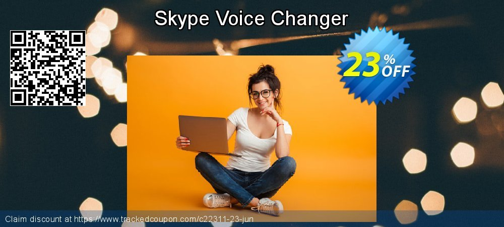 Skype Voice Changer coupon on Lunar New Year offering discount