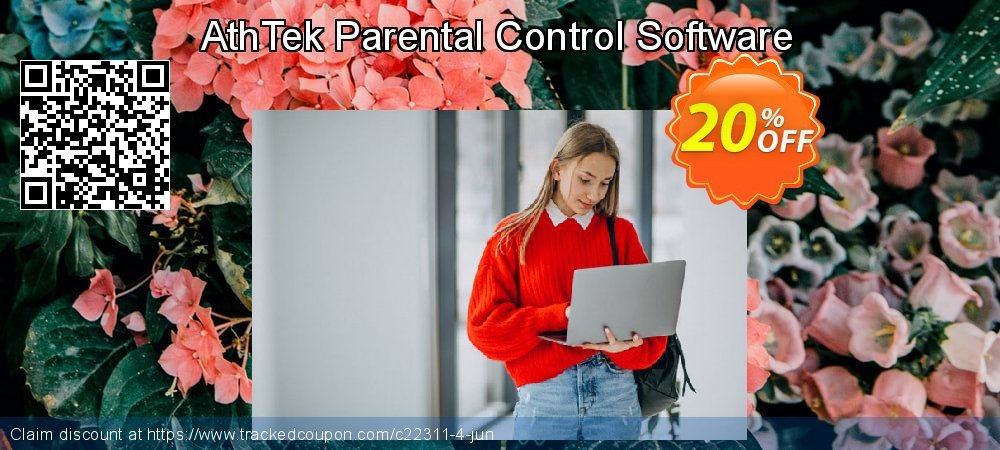 Get 20% OFF AthTek Parental Control Software discount