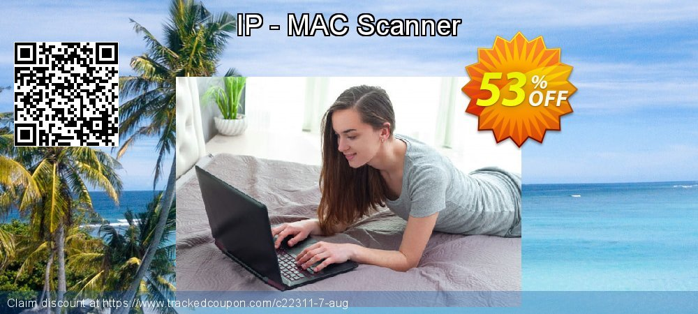 Get 52% OFF IP - MAC Scanner offering deals