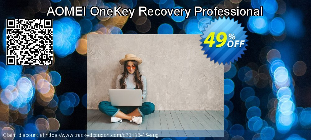 AOMEI OneKey Recovery Pro coupon on Easter Sunday deals