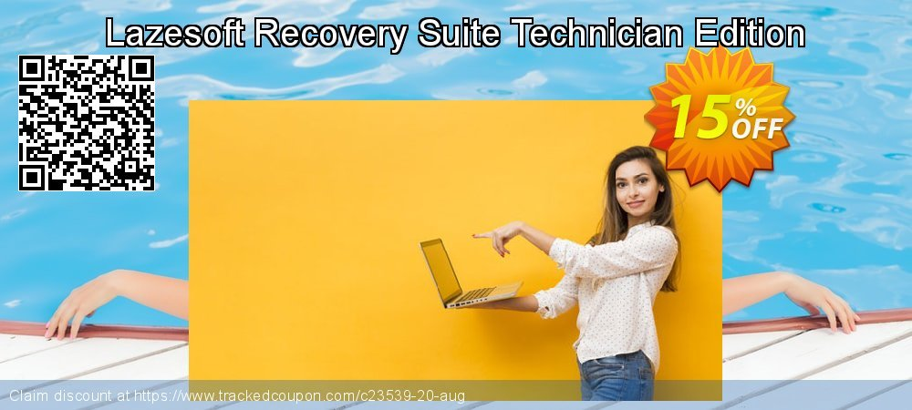 Claim 15% OFF Lazesoft Recovery Suite Technician Edition Coupon discount September, 2019