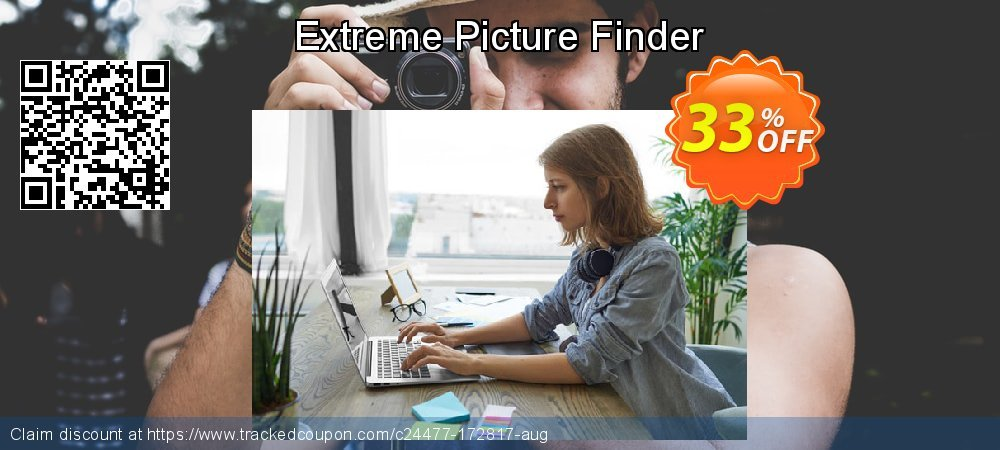 Extreme Picture Finder coupon on New Year's Day offering discount
