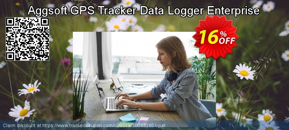 Get 16% OFF Aggsoft GPS Tracker Data Logger Enterprise offering sales