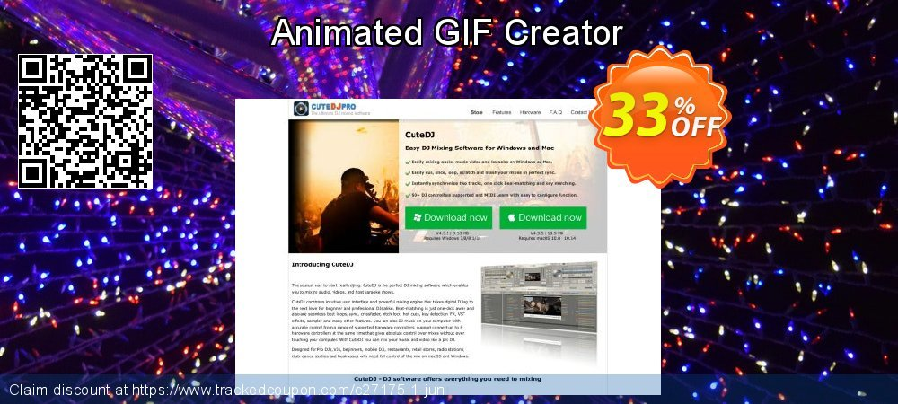 Get 30% OFF Animated GIF Creator promotions