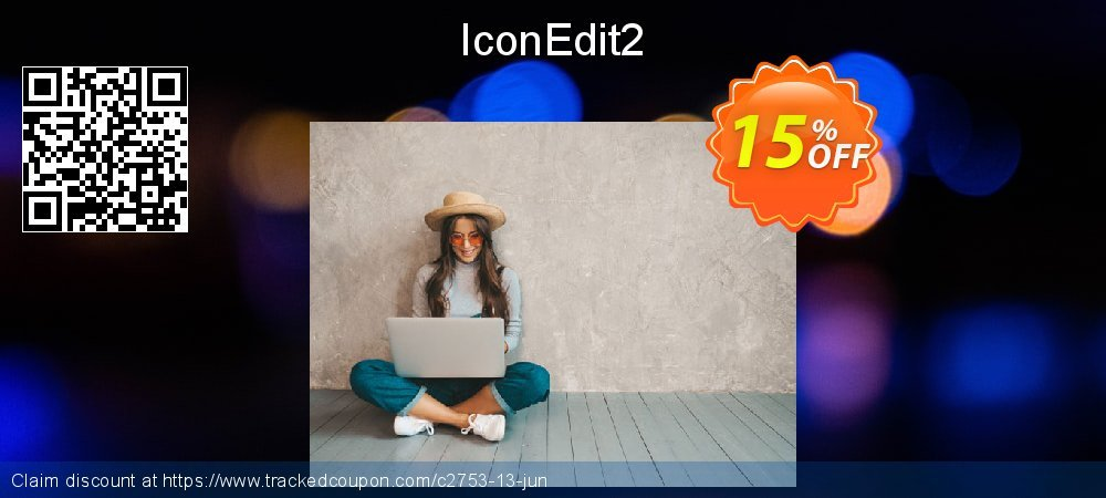 IconEdit2 coupon on Summer promotions