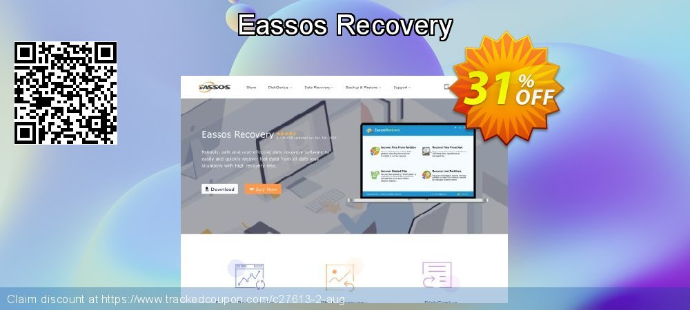 EassosRecovery coupon on Mid-year discounts