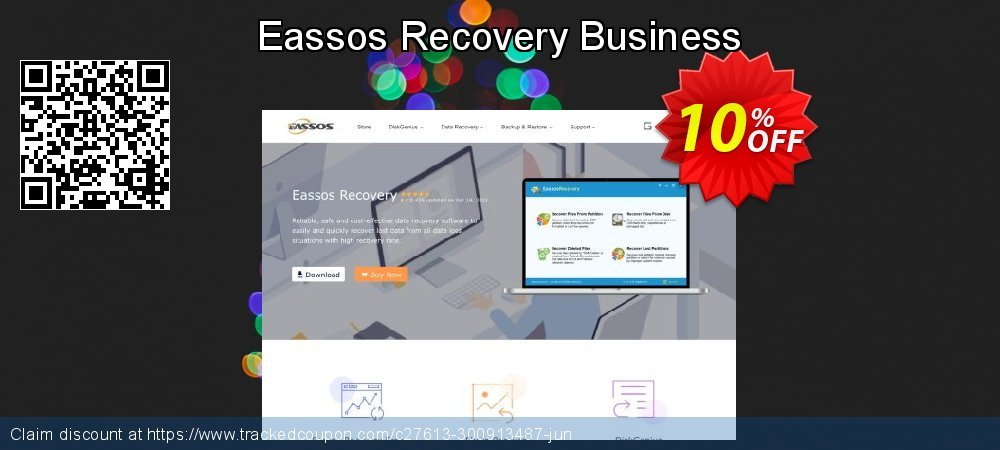 Claim 10% OFF Eassos Recovery Business Coupon discount December, 2019