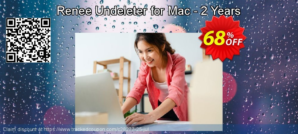 Renee Undeleter for Mac - 2 Years coupon on Easter Sunday promotions
