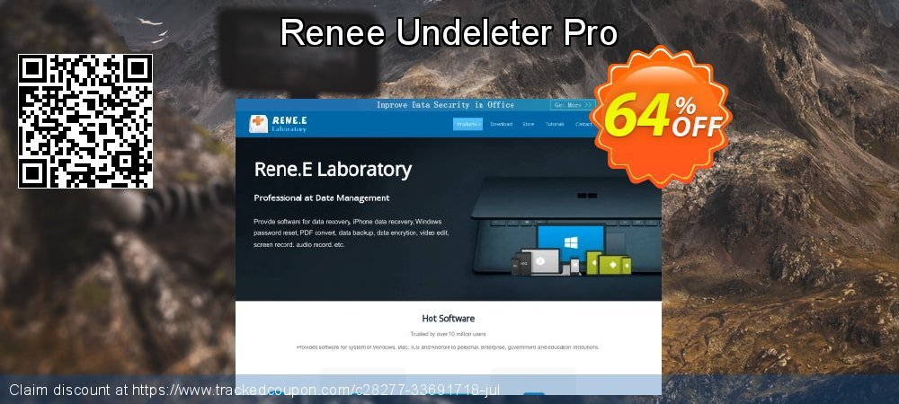 Renee Undeleter Pro coupon on Easter discount
