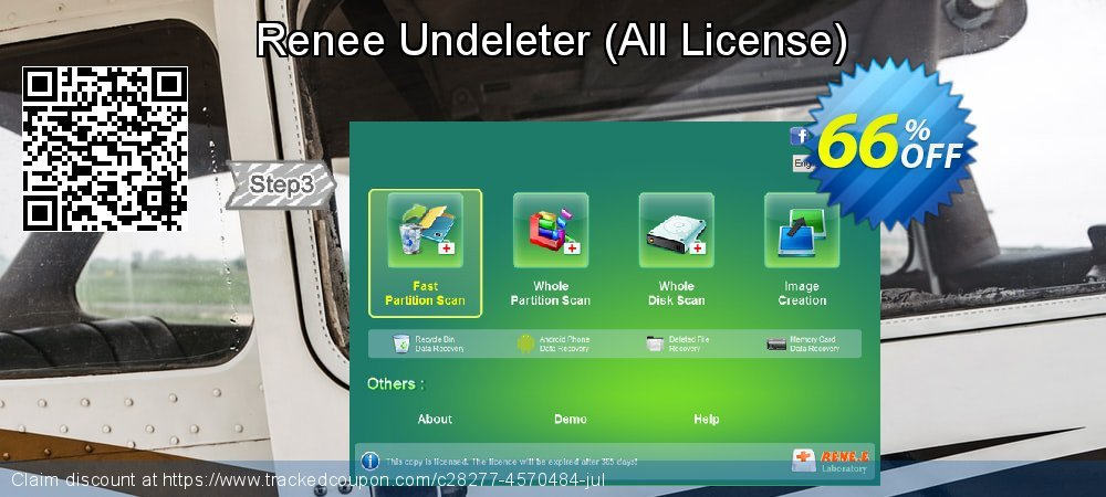 Claim 66% OFF Renee Undeleter - All License Coupon discount November, 2019