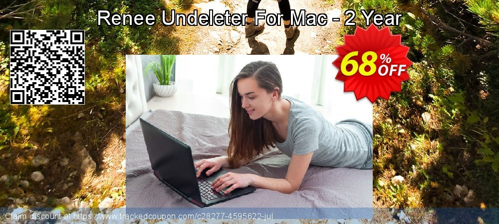 Renee Undeleter For Mac - 2 Year coupon on Easter discounts