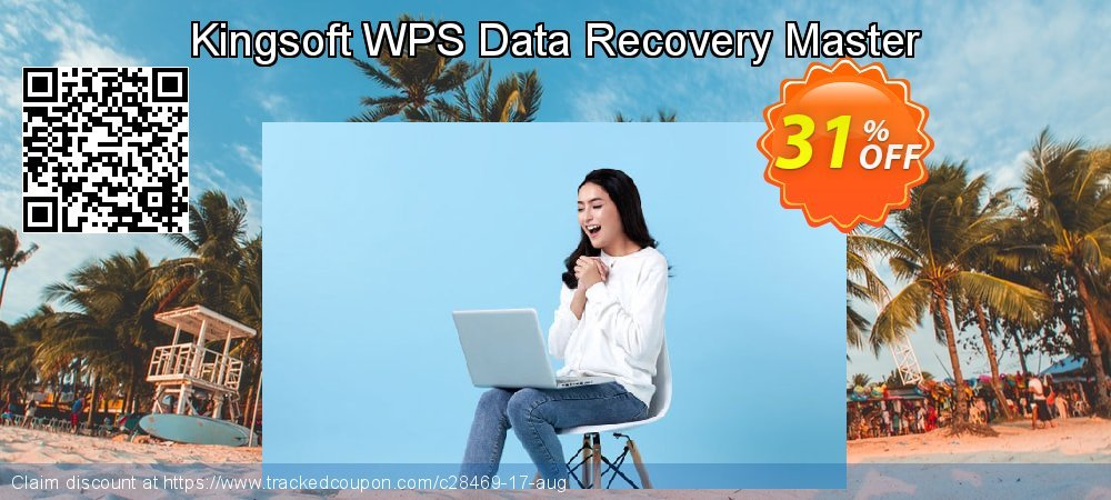 Get 20% OFF Kingsoft WPS Data Recovery Master deals