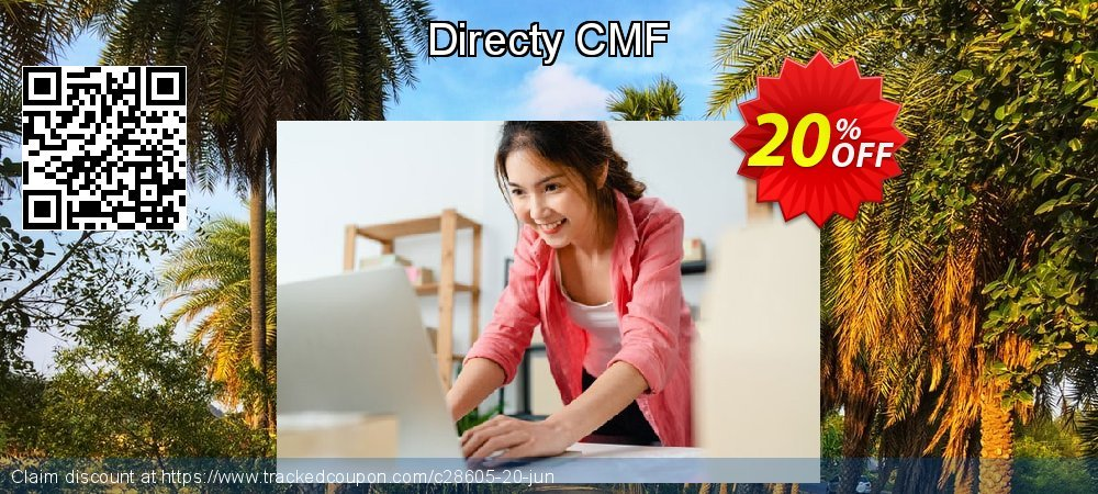 Directy CMF coupon on Egg Day sales