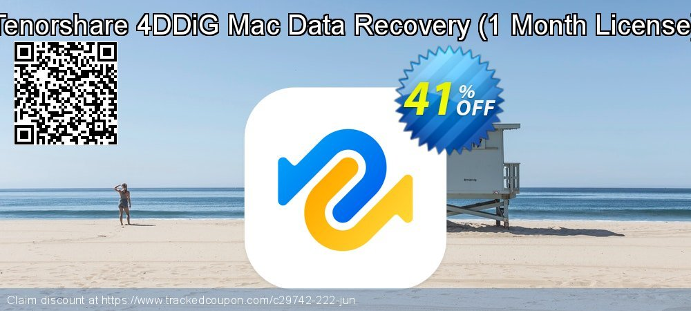 Claim 38% OFF Tenorshare UltData - Mac Data Recovery Family Coupon discount May, 2020
