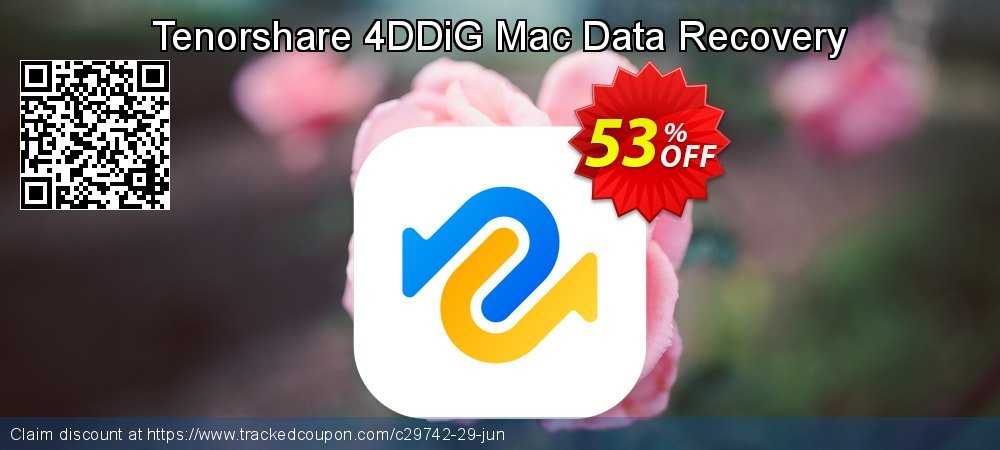 Claim 10% OFF Tenorshare Data Recovery for Mac Coupon discount March, 2019