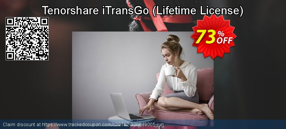 Tenorshare iTransGo - Lifetime License  coupon on Black Friday promotions