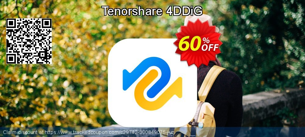 Tenorshare 4DDiG coupon on National Pumpkin Day offering sales