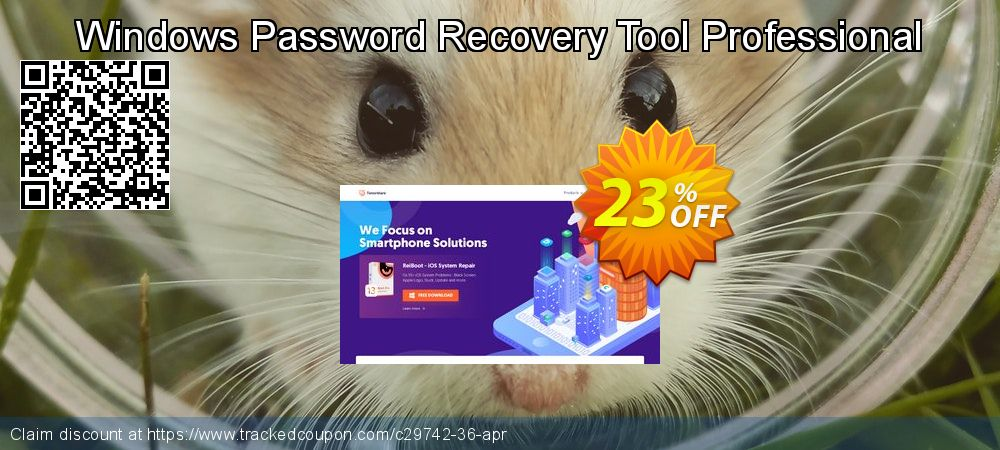Claim 19% OFF Windows Password Recovery Tool Professional Coupon discount October, 2019