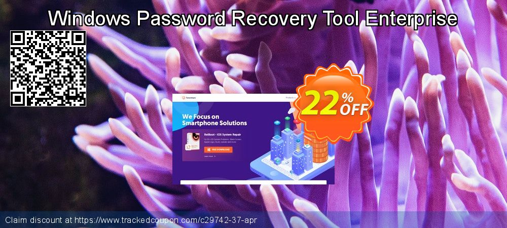 Claim 19% OFF Windows Password Recovery Tool Enterprise Coupon discount October, 2019