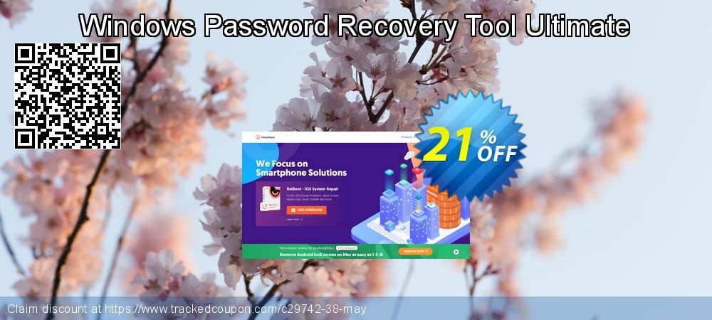 Claim 18% OFF Windows Password Recovery Tool Ultimate Coupon discount December, 2019