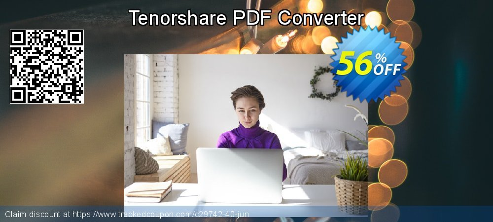 Tenorshare PDF Converter coupon on University Student deals promotions
