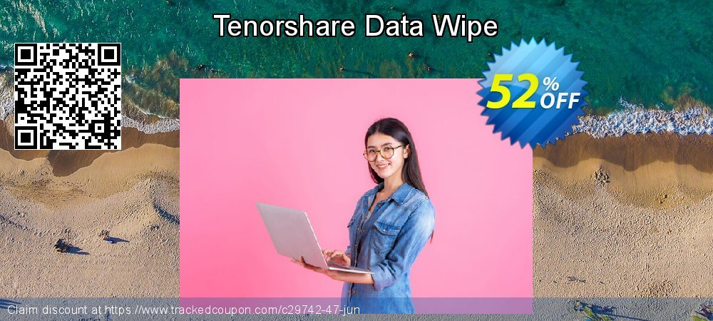 Tenorshare Data Wipe coupon on National Pumpkin Day discounts