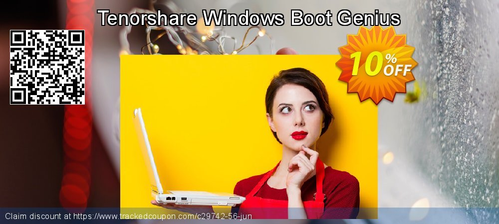 Tenorshare Windows Boot Genius coupon on Navy Day discounts