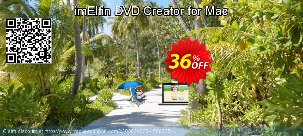 imElfin DVD Creator for Mac coupon on Lunar New Year offering sales