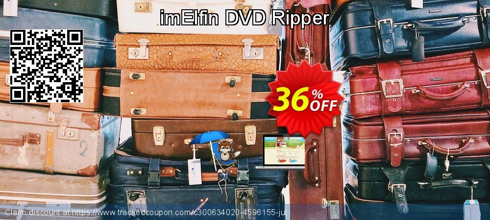 imElfin DVD Ripper coupon on Lunar New Year discounts