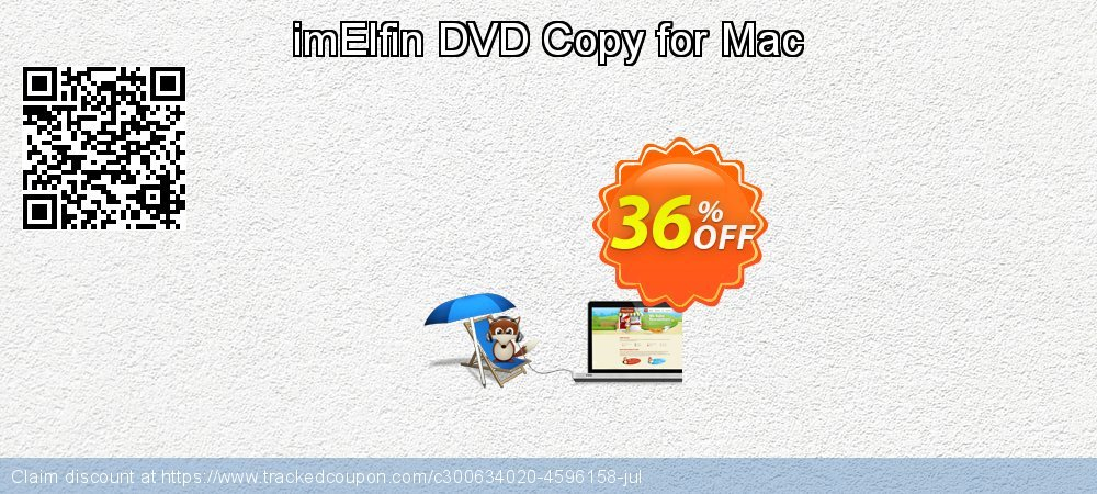 imElfin DVD Copy for Mac coupon on Happy New Year deals