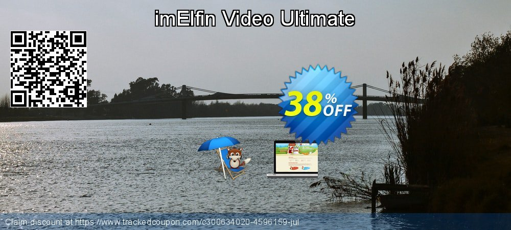 imElfin Video Ultimate coupon on Lunar New Year offer
