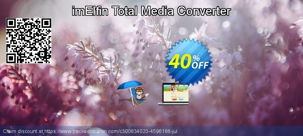 imElfin Total Media Converter coupon on Happy New Year sales