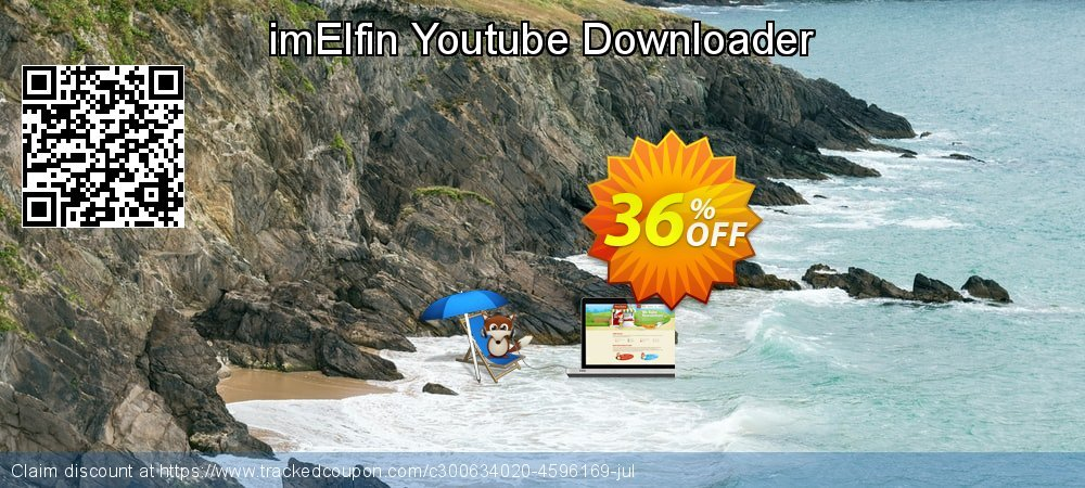 imElfin Youtube Downloader coupon on New Year's Day discount