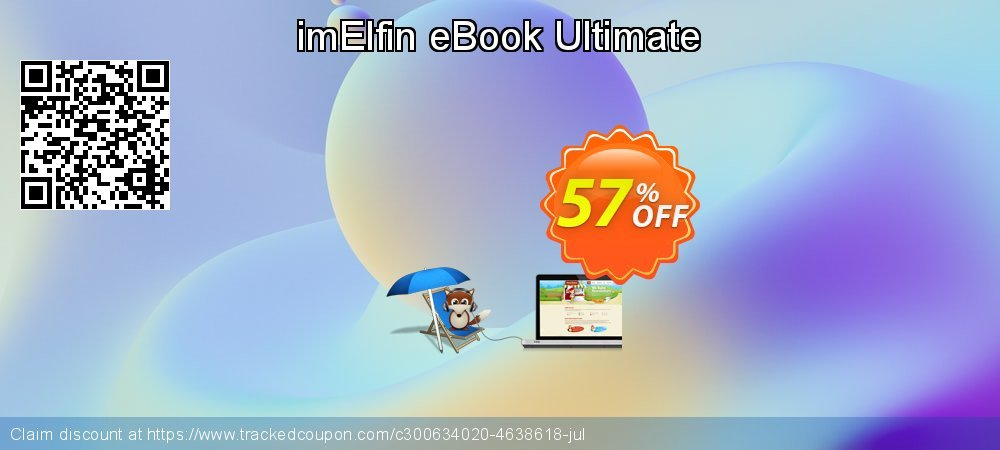 imElfin eBook Ultimate coupon on Happy New Year promotions