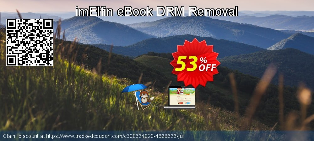 imElfin eBook DRM Removal coupon on New Year's Day offering sales