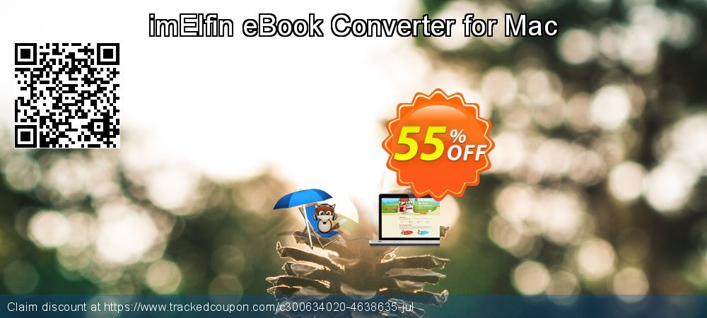 imElfin eBook Converter for Mac coupon on Lunar New Year discounts
