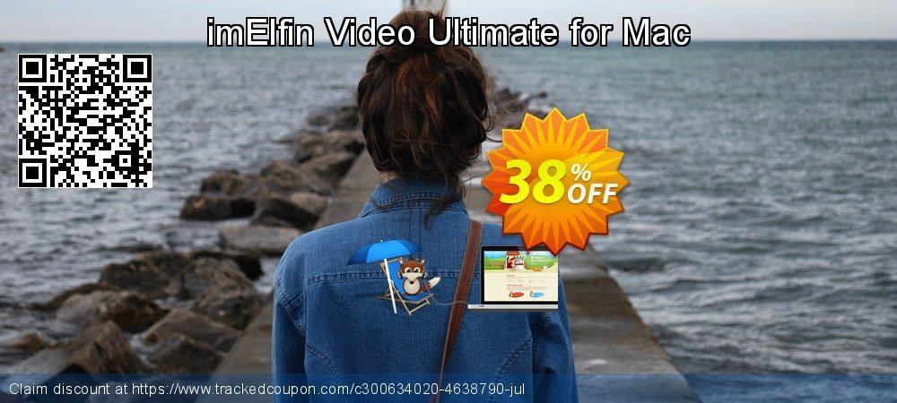 imElfin Video Ultimate for Mac coupon on Happy New Year sales