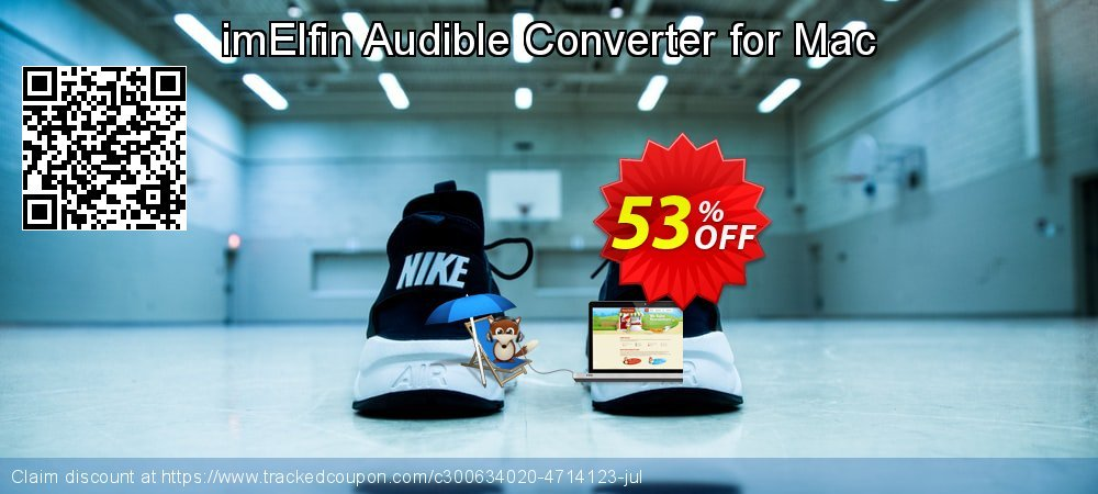 imElfin Audible Converter for Mac coupon on Lunar New Year discount