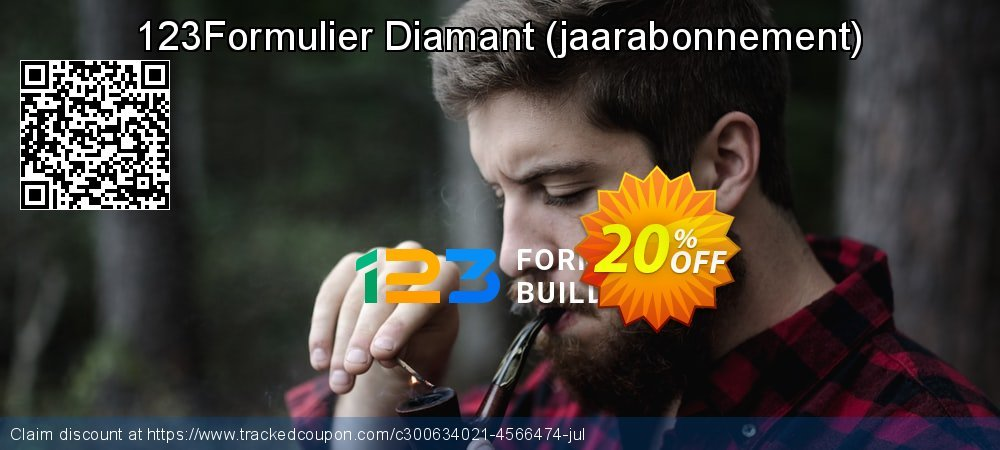 123Formulier Diamant - jaarabonnement  coupon on Happy New Year sales