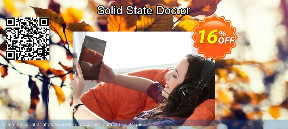 Get 15% OFF Solid State Doctor discount
