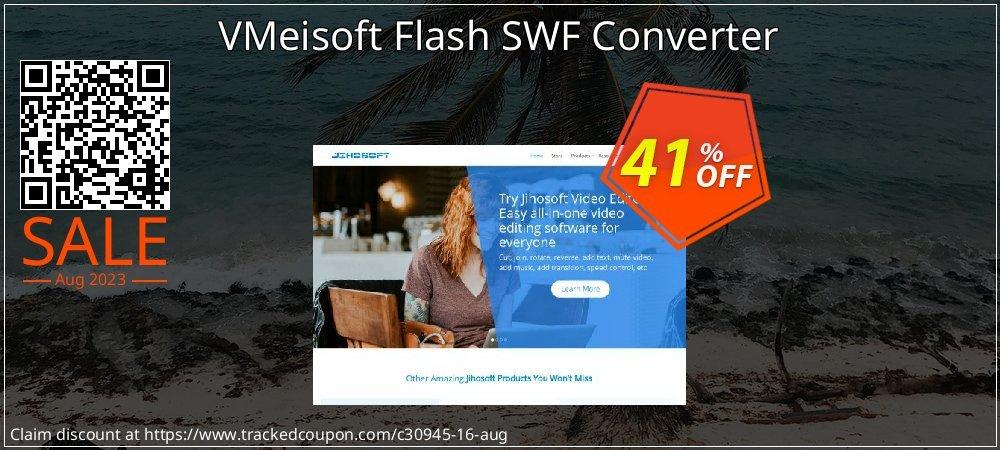 Get 40% OFF VMeisoft Flash SWF Converter offering sales